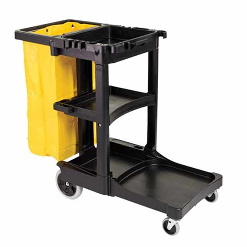 Janitor Carts & Accessories