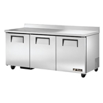 "True Refrigerated Work Table - 72"" - TWT-72-HC"
