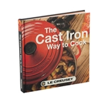 "Le Creuset® ""The Cast Iron Way to Cook"" Cook Book - MB4"
