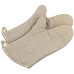 "KGB Marketing® Oven Mitts High Heat, 17"" - FRM17"