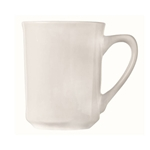 World Tableware® Porcelana Coupe Kona Mug, 8 oz (3DZ) - 840-125-002