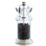 "Danesco® Acrylic Pepper Mill, 5"" - H50501PCL"