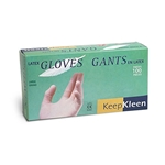 Superior Glove® Latex Disposable Gloves, Large (100/BX) - RDL-L
