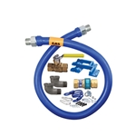 "Dormont® Gas Connector Kit w/Restraining Cable, 3/4""x60"" - 1675KIT60"