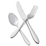 Browne® Eclipse Round Soup Spoon - 502113