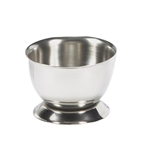 "Browne® Egg Cup, Stainless Steel, 2"" x 1"" - 575063"