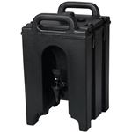 Cambro® Camtainer, Black, 1.5Gal - 100LCD110
