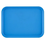 "Cambro® Fast Food Tray, Blue, 14"" x 18"" - 1418FF168"