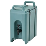 Cambro® Camtainer, Slate Blue, 2.5Gal - 250LCD401