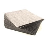 Filtercorp Canada® Fryer Filters Carbon Pad, 30/CTN - 540