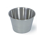 Browne® Stainless Steel Sauce Cup, 2.5 oz - 515059