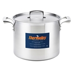 Browne® Thermalloy Stainless Steel Stock Pot, 12 Qt - 5723912