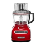 KitchenAid® Food Processor, Red, 9 Cup - KFP0933ER