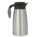 Newtech Beverage Systems® Stainless Steel Coffee Decanter, 1.9 L - TLXP1901S0000