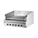 "Quest® Stainless Steel Charbroiler, 32"" - 105-BROQB32(NG)"