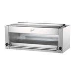 "Quest® Stainless Steel Salamander Broiler, 36"" - 104-QSBSA36(NG)"