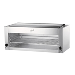 "Quest® Stainless Steel Cheesemelter, 36"" - 104-QCMSA36(NG)"