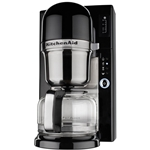 KitchenAid® Pour Over Coffee Brewer, Onyx Black, 8 Cups - KCM0801OB
