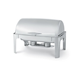 Vollrath® Stainless Steel Roll-Top Chafer, Full-Size - T3500