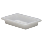 "Cambro® Food Box, White, 12""x18""x3"" - 12183P148"