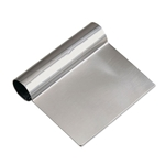 Browne® Dough Scraper, Stainless Steel - 574263