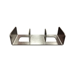 Quest® Stainless Steel Baha Taco Holder - BAHA-TACO-HOLDER