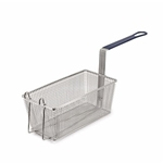 "Quest® Fryer Basket for MV40TC, 13"" x 6.5"" x 5"" - 153-BMV40TC"
