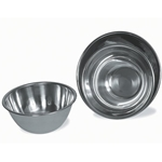 Browne® Stainless Steel Deep Mixing Bowl, 8 Qt - 575908