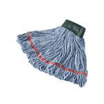 Rubbermaid® Web Foot® Mop, Blue, 16oz. (CS/6) - FGA15206BL00