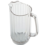 Cambro® Camwear Pitcher, Clear, 32 oz - P320CW135