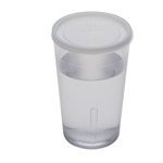 Cambro® CamLids™ Disposable Lid for 500P Tumbler (1000/CS) - CLJ6190