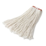 Rubbermaid® Mop Head, White, 20 oz - FGF11700WH00