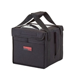 "Cambro® GoBag™ Folding Delivery Bag, Black, Small, 10"" x 10"" x 11""  - GBD101011110"