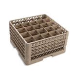Vollrath® Traex® Full Size 25 Compartment Rack w/4 Extenders, Beige - TR6BBBB