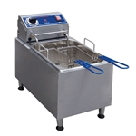Globe® Electric Countertop Fryer - 120v - PF10E-C