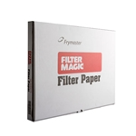 "Garland® Frymaster™ Filter Paper for Footprint Systems, 19.5"" x 27.5"" (100EA/CS) - 803-0170"