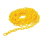 Rubbermaid® Barrier Chain for Floor Cones, Yellow, 20 ft - FG618400YEL