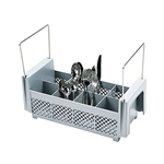 Cambro® Camrack Flatware Rack, 8 Compartment - 8FB434151