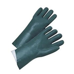 "Regional Safety® PVC Glove W/ Double Coated Palm, 14"" - 1214TQ"
