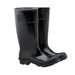 RSI® Rubber Boots, Black - 86605