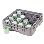 Cambro® Camrack Cup Rack, 20 Compartment - 20C414151