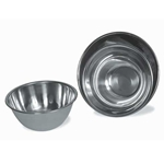 Browne® Stainless Steel Deep Mixing Bowl, 6 Qt - 575906
