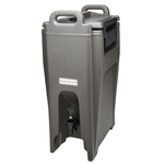 Cambro® UC500 Ultra Camtainer, Granite Sand, 5.25 Gal - UC500194