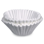 "BUNN® Regular Paper Coffee Filters, 4.25"" Dia (1000/CS) - 20115.6000"