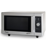 Amana® 1000W Digital Dial Commercial Microwave - RMS10DS