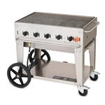 "Crown Verity® Barbecue, Natural Gas, 36"" - MCB-36-NG"