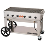 "Crown Verity® Barbecue, Natural Gas, 48"" - MCB-48-NG"