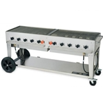 "Crown Verity® Barbecue, Natural Gas, 72"" - MCB-72-NG"