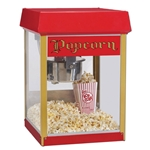 Gold Medal® Fun Pop Popcorn Machine, 4 oz - 2404FP