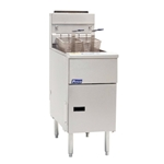Pitco® SG14S Fryer, Natural Gas - SG14SN